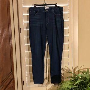 NWOT Paige Hoxton Ankle Jeans Size 32